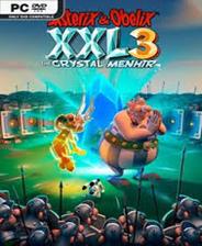 幻想新国度3(Asterix & Obelix XXL 3 - The Crystal Menhir)中文版下载|《幻想新国度3》中文免安装版下载