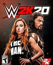 WWE2K20汉化版下载|《WWE2K20》 3DM汉化组汉化补丁v1.0版下载