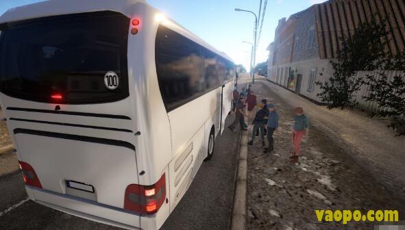巴士司机模拟器