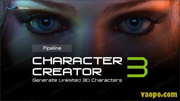 Character Creator 3破解版