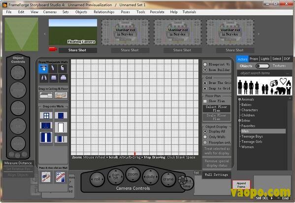 电影分镜软件预览图