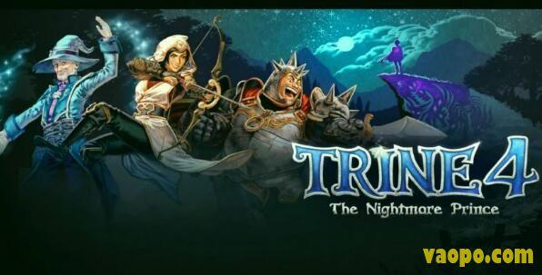 三位一体4:梦魇王子(Trine 4:The Nightmare Prince)中文版