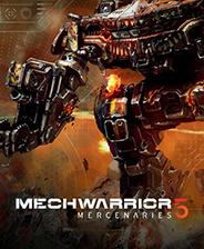 《机甲战士5雇佣兵》 3DM汉化组汉化补丁v1.1下载