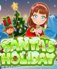 圣诞老人的假期(Santa's Holiday)中文汉化版下载|《圣诞老人的假期》中文免安装版下载