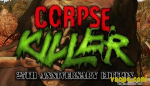 尸体杀手(Corpse Killer)中文版