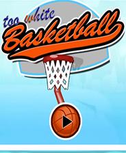 太白的篮球(Too White Basketball)中文汉化版下载|《太白的篮球》中文免安装版下载