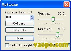 任务栏温度计(temp taskbar) 1.1 绿色版下载