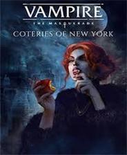 吸血鬼:纽约同僚(Vampire:The Masquerade - Coteries of New York)中文免安装版下载