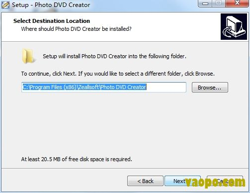 Photo DVD Creator安装图3