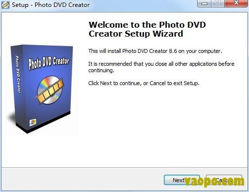 Photo DVD Creator安装图1