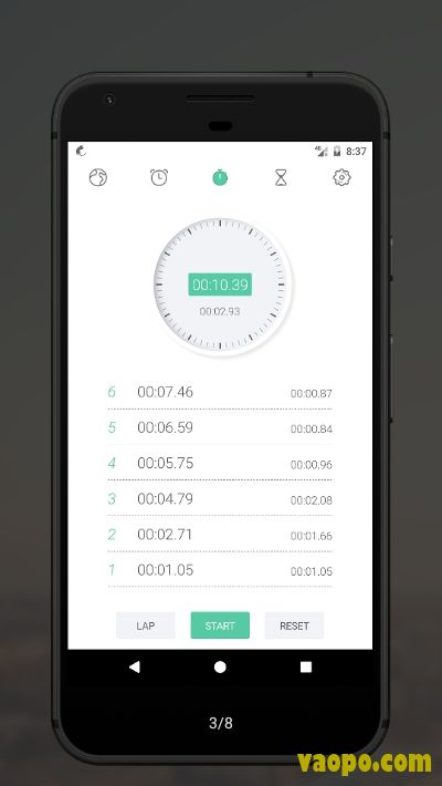 喵时钟app