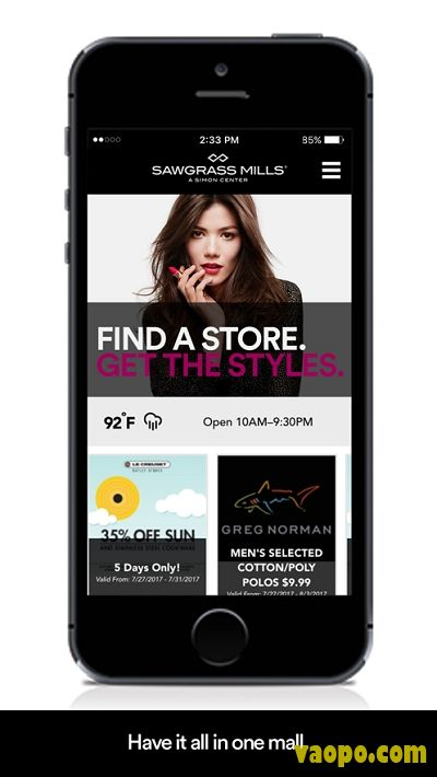 SIMON购物app