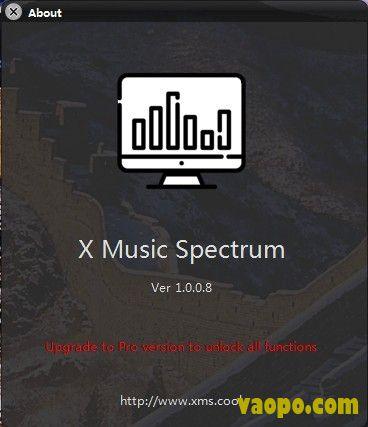 X MusicSpectrum中文版
