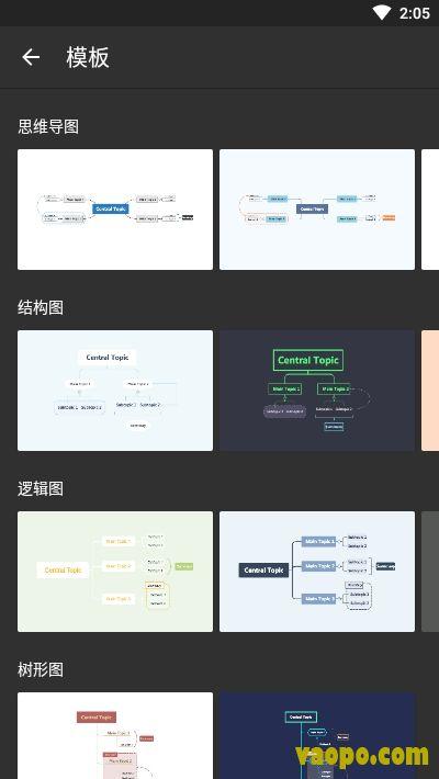 xmind思维导图教程app