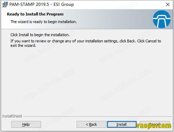 ESI PAM-STAMP钣金成型分析软件安装图7