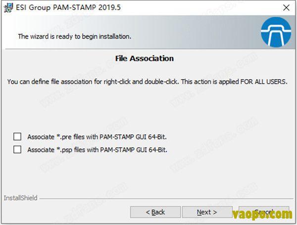 ESI PAM-STAMP钣金成型分析软件安装图6