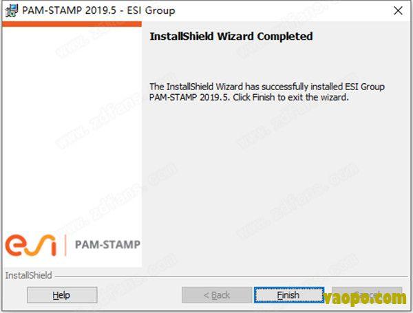 ESI PAM-STAMP钣金成型分析软件安装图9