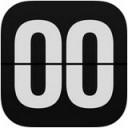 桌面动态时钟屏保工具下载|屏幕保护程序(Fliqlo) v1.3.3绿色版下载