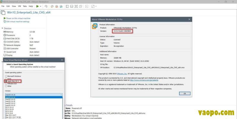 MK-Unlocker-VM可用Unlocker MacOS解锁补丁