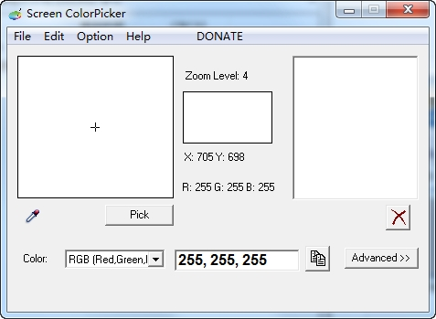 Screen ColorPicker