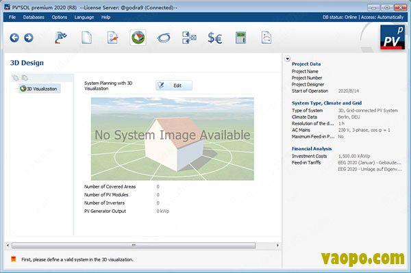 PVSOL Premium 2020破解版