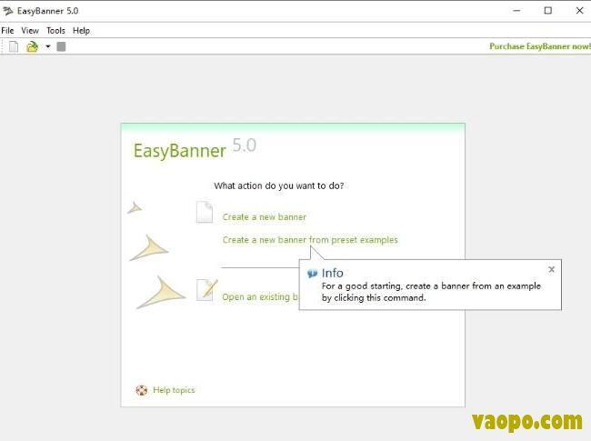 EasyBanner