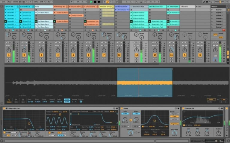 Ableton Live 10 Suite破解版