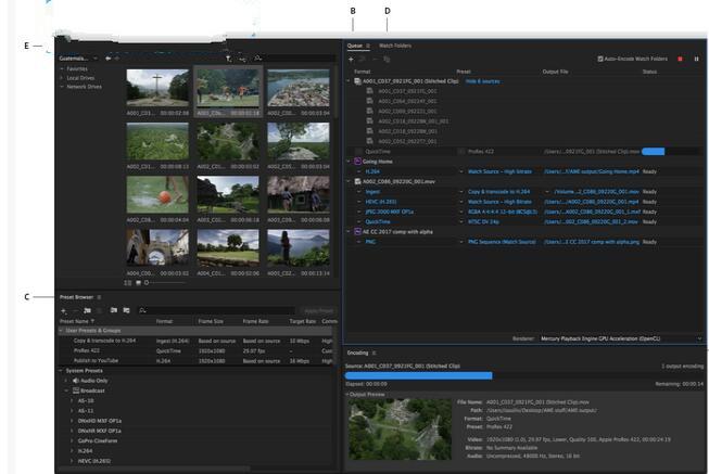 Media Encoder 2020下载第2张预览图