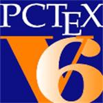 PCTeX 6破解版下载|PCtex论文排版软件 v6.1 免费版下载