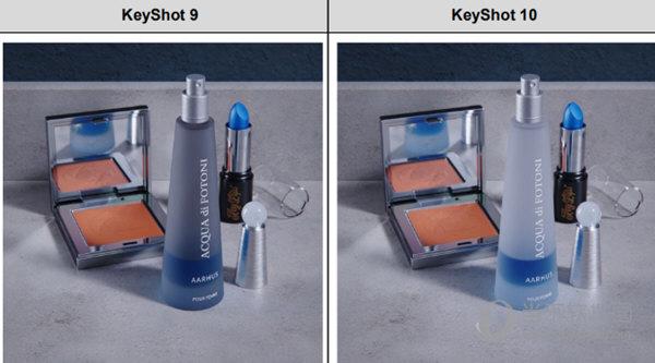 Keyshot10
