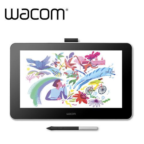 Wacom新帝DTC133驱动基本介绍