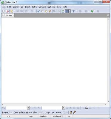 EditPad Lite文本编辑器截图1