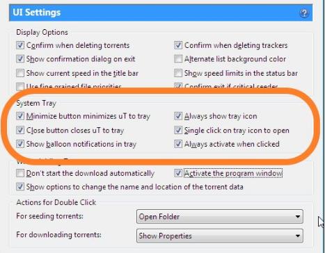 utorrent下载速度太慢解决方法