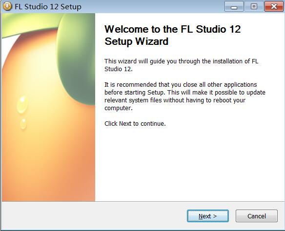 FL Studio安装1