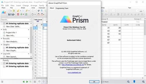 GraphPad Prism 9破解版新功能