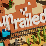 Unrailed!中文版下载|Unrailed!官方中文版Build V20201123绿色版下载