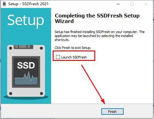 SSD Fresh Plus 2021安装破解教程7