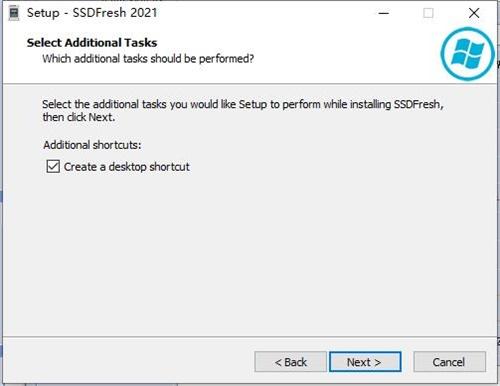 SSD Fresh Plus 2021安装破解教程5