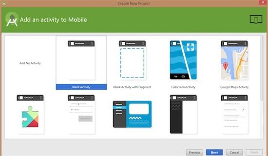 Android studio2021使用步骤3