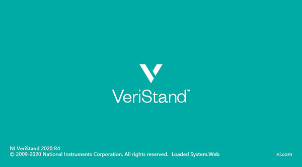 NI VeriStand 2020破解版截图1