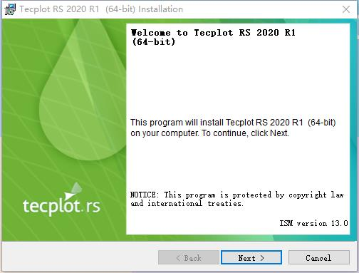 Tecplot RS 2020破解版截图4