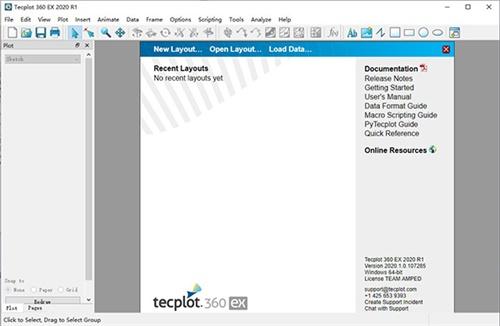 Tecplot 360 EX 2020破解版截图1