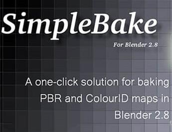 SimpleBake插件