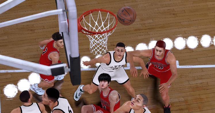 NBA2K21灌篮高手MOD基本介绍