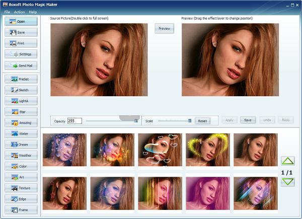 照片编辑软件使用方法截图1