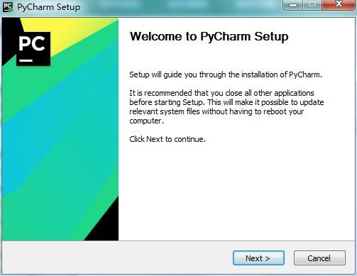Pycharm2020.3截图1