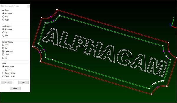 AlphaCAM 2021汉化版截图1