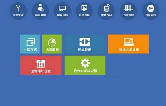 软之星餐饮管理系统软件