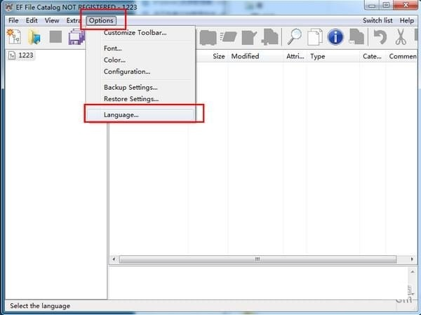 文件管理工具下载使用说明截图1