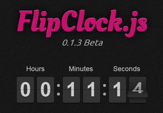 Flip Clock Windows